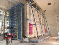 System ścian wysokich NIDA SW wg. technologii SINIAT