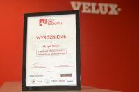 Wyróżnienie w konkursie Regionalne Orły Eksportu