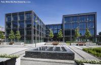 Kompleks biurowy The Park Warsaw - Nowa siedziba spółki handlowej VELUX Polska oraz centrum usług wspólnych dla Grupy VELUX.